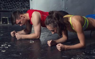 planking bodyweight benefits