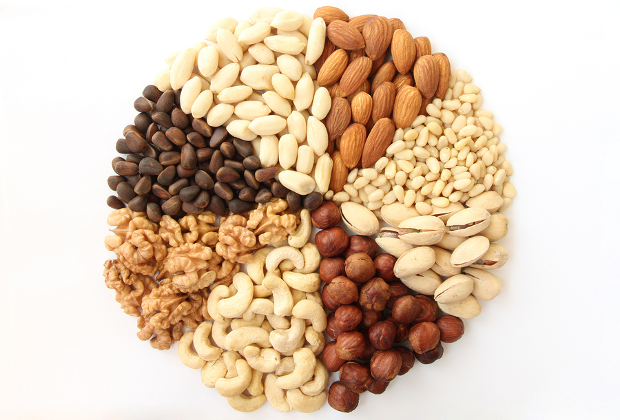 Mixed Nuts with Zinc Magnesium B6