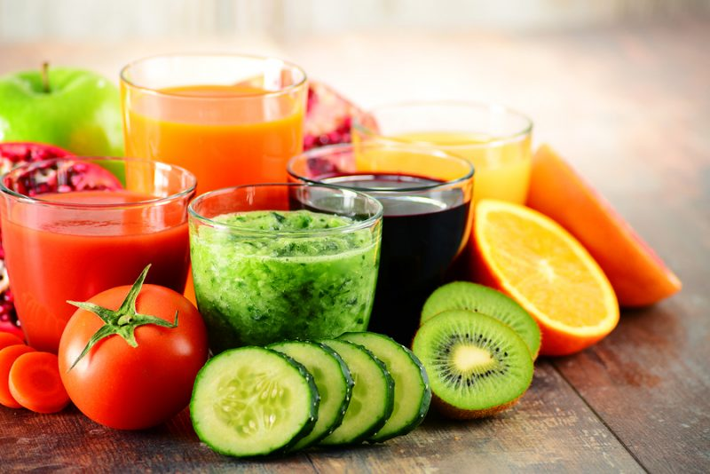Healthy Food Team Detox Drink