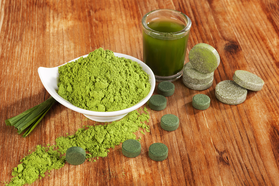 moringa powder for detoxification