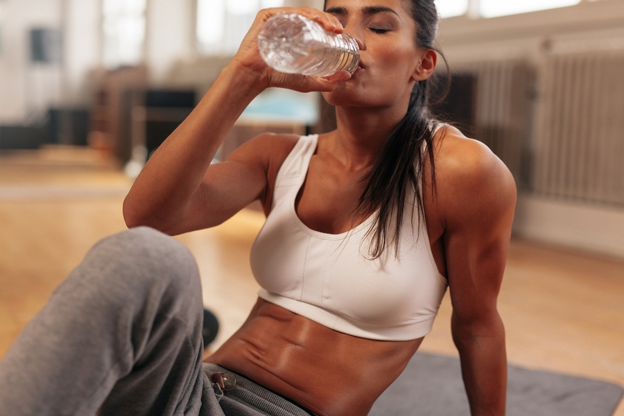 drinking water speeds up metabolism