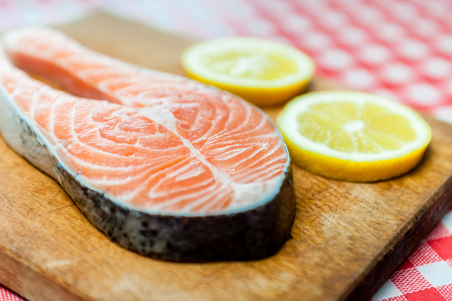 salmon for losing weight